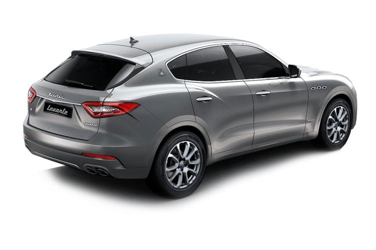 Maserati Levante SUV 4wd 3.0 V6 350PS GranSport 5Dr ZF [Start Stop] back view