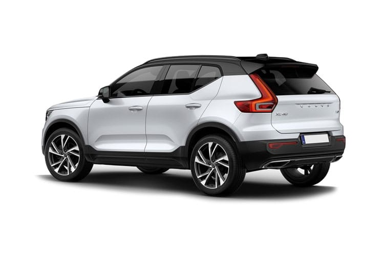 Volvo XC40 SUV 2.0 D3 150PS Momentum 5Dr Manual [Start Stop] back view