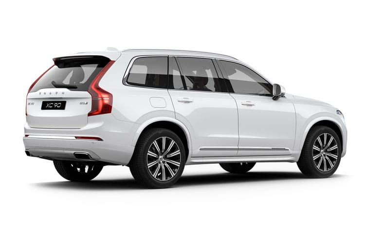 Volvo XC90 SUV 2.0 B5 MHEV 250PS R DESIGN 5Dr Auto [Start Stop] back view