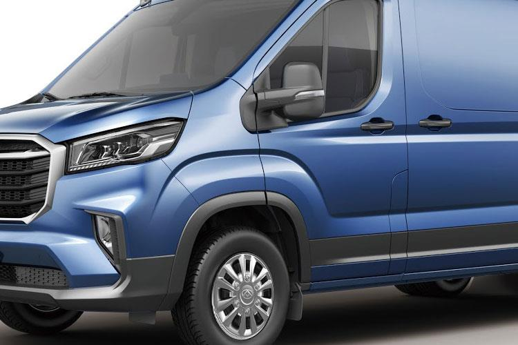 MAXUS DELIVER 9 L3 FWD 2.0 D20 FWD 163PS LUX Van High Roof Manual [Start Stop] detail view