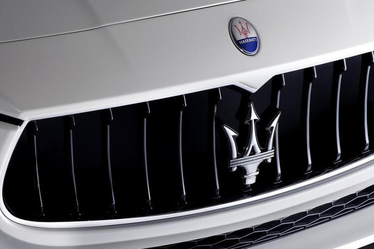Maserati Ghibli Saloon 2.0 MHEV 330PS GranSport 4Dr ZF [Start Stop] [Nerissimo Carbon] detail view