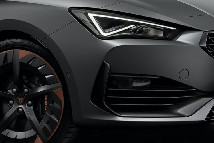 CUPRA Leon Hatch 5Dr 1.4 eHybrid PHEV 12.8kWh 245PS VZ2 5Dr DSG [Start Stop] detail view