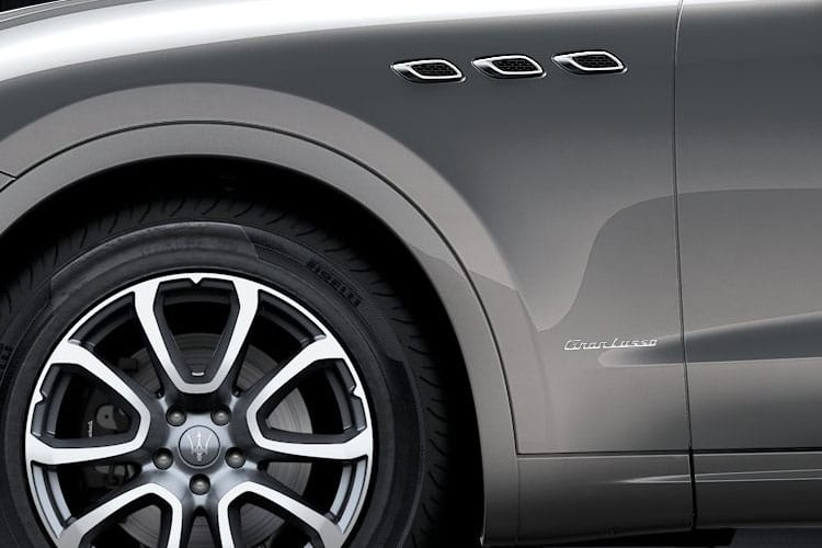 Maserati Levante SUV 4wd 3.0 V6 350PS GranSport 5Dr ZF [Start Stop] detail view