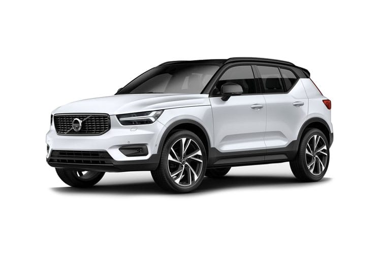 Volvo XC40 SUV 2.0 D3 150PS Momentum 5Dr Manual [Start Stop] front view