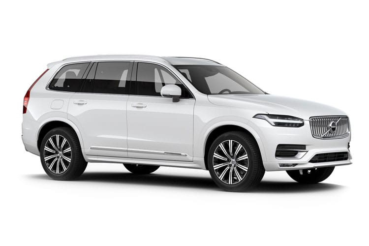 Volvo XC90 SUV 2.0 B5 MHEV 250PS R DESIGN 5Dr Auto [Start Stop] front view