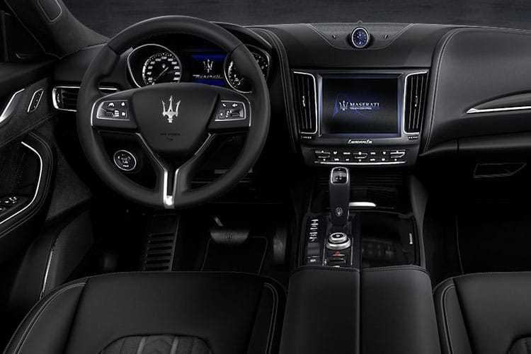 Maserati Levante SUV 4wd 3.0 V6 350PS GranSport 5Dr ZF [Start Stop] inside view