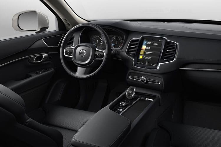 Volvo XC90 SUV 2.0 B5 MHEV 250PS R DESIGN 5Dr Auto [Start Stop] inside view