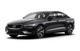 Volvo S60 Saloon car leasing